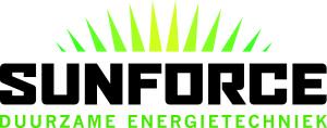 logo sunforce duurzame energie