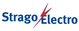 Strago Electro logo